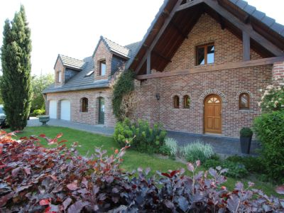 Pavillon individuel avec de beaux volumes, Lambres-lez-Douai