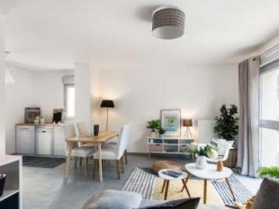 Beaumont Sur Oise - 2 pièce(s) - 40 m2 - 1er étage
