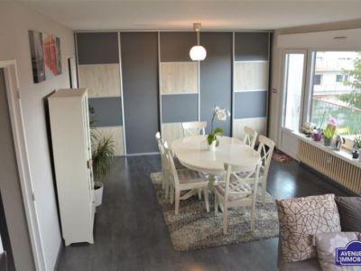 Metz - 3 pièce(s) - 61 m2 - 4ème étage
