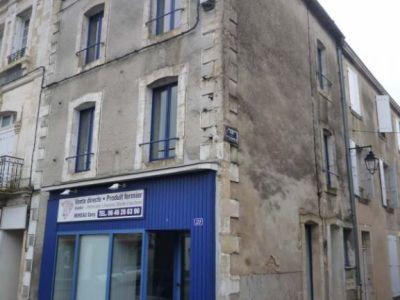 St Maixent L Ecole - 3 pièce(s) - 62 m2 - Rez de chaussée