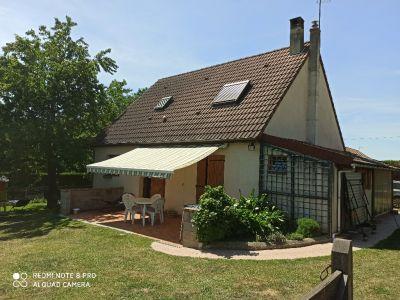 Maison Dammartin En Serve 7 pièce(s) 101 m2