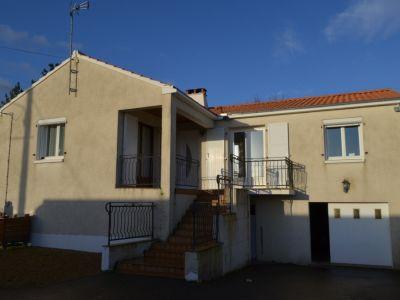 Maison L Orbrie 6 pièce(s) 116.22 m2