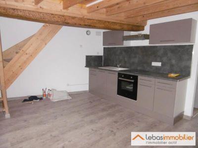 Doudeville - 2 pièce(s) - 34 m2 - 2ème étage