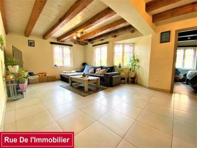 Bouxwiller - 3 pièce(s) - 68 m2 - 1er étage