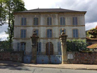 Cours-la-ville - 6 pièce(s) - 500 m2