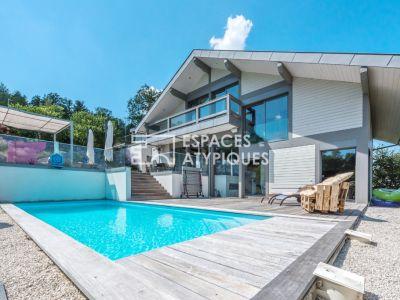 Villa à l'esprit Californien avec piscine