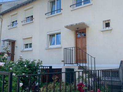 Pavillon année 50 -  4 pièces  75m² - jardin 150 m²
