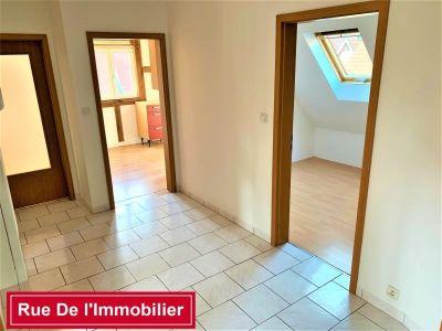 Wissembourg - 3 pièce(s) - 75 m2 - Rez de chaussée