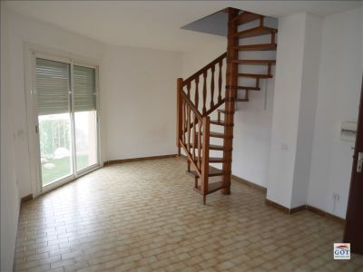 Le Barcares - 4 pièce(s) - 37.78 m2 - 1er étage