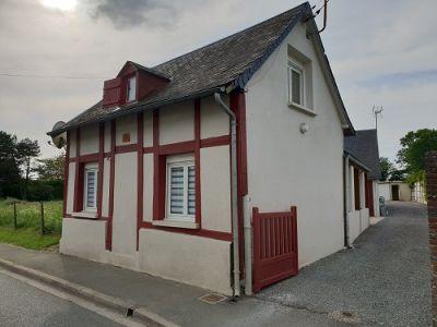 Maison située dans le secteur de Formerie