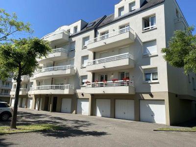 Strasbourg - 2 pièce(s) - 48 m2 - 1er étage