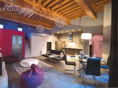 Appartement Lyon - 1 pièce(s) - 52.8 m2