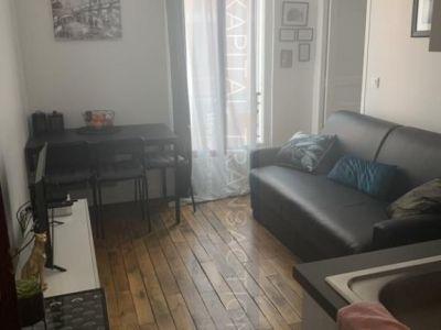 Paris 15 - 2 pièce(s) - 22.2 m2 - 1er étage