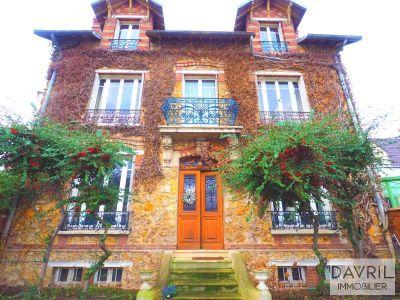 Maurecourt - 9 pièce(s) - 230 m2