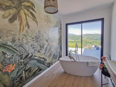 Maison type 7, vue panoramique, 193 m²