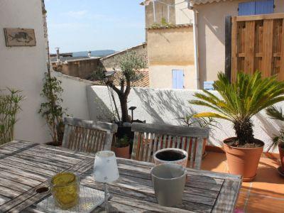Eguilles - Maison de village d'environ 70 m² avec terrasse de 15