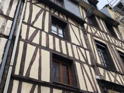 F2 Quartier Saint Nicaise (Hôtel de Ville de Rouen)