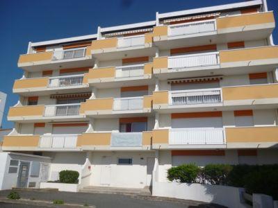 Location saisonnière Appartement T2 Royan plein centre