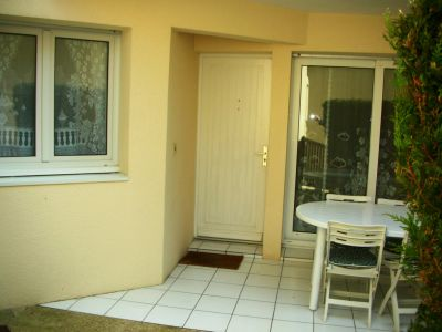 Location saisonnière Appartement Royan t2 5 personnes plein cent