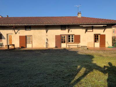 Marboz - 3 pièce(s) - 130 m2