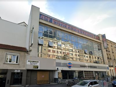 Local commercial Bagnolet 145 m2