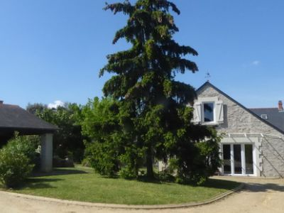 Maison de village fin XIX°