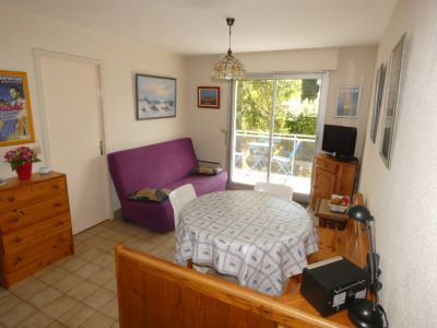 Location saisonnière appartement T2 Royan