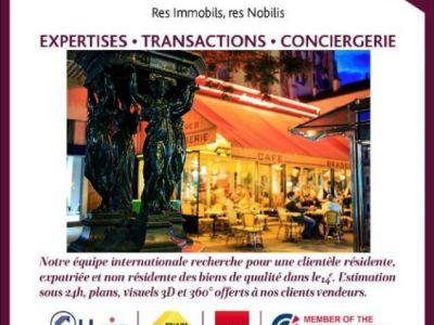 APPARTEMENT RECENT PARIS - 3 pièce(s) - 107.45 m2
