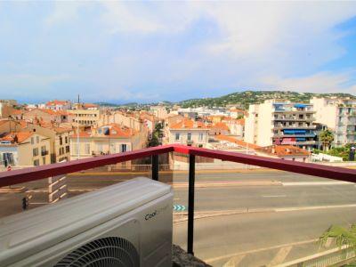 Appartement 1 pièces 27 m² à Cannes