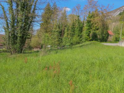 Terrain Serrieres En Chautagne 1200 m²