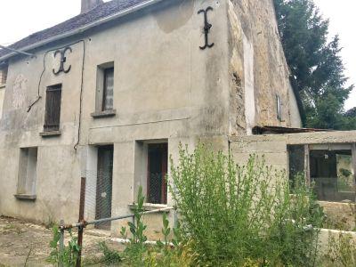 Maison avec terrain à rénover