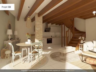 Vertaizon maison de 85 m²