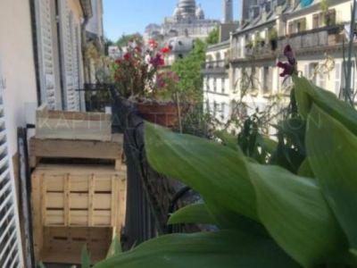 Paris 18 - 6 pièce(s) - 140 m2 - 4ème étage