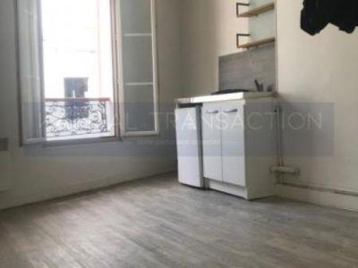 Paris 18 - 1 pièce(s) - 14.18 m2 - 4ème étage