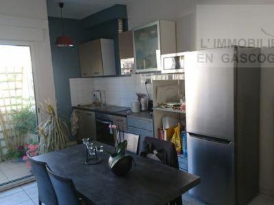 Auch - 2 pièce(s) - 41.22 m2 - 1er étage