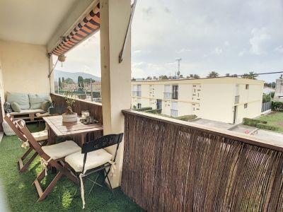 Appartement St Cyr Sur Mer 3 pièce(s) 62m²