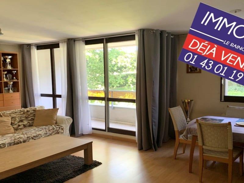 Sale apartment Le raincy 217000€ - Picture 1