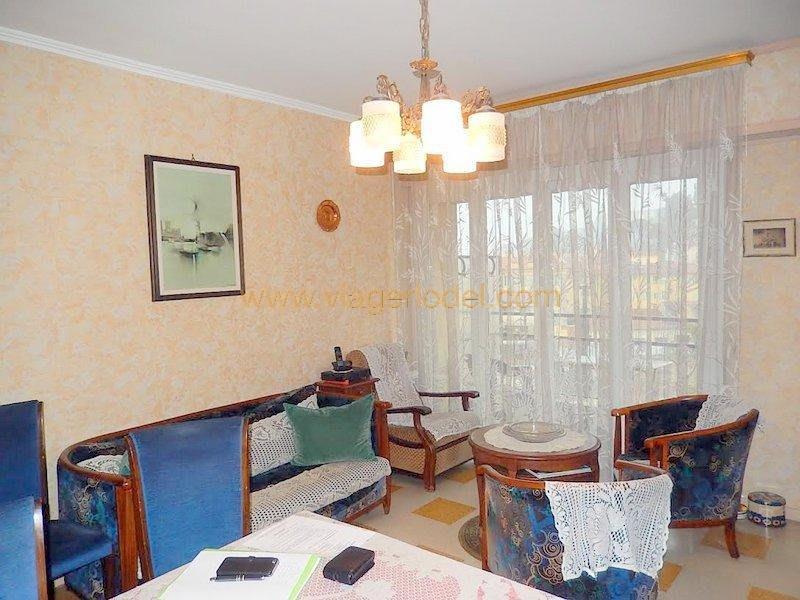 Viager appartement Menton 75000€ - Photo 2