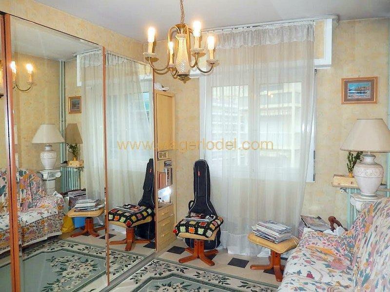 Verkauf auf rentenbasis wohnung Menton 75000€ - Fotografie 3