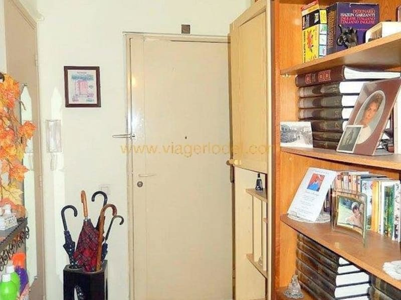 Viager appartement Menton 75000€ - Photo 5