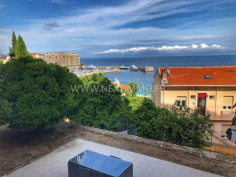 Sale apartment Cap-d'ail 730000€ - Picture 1