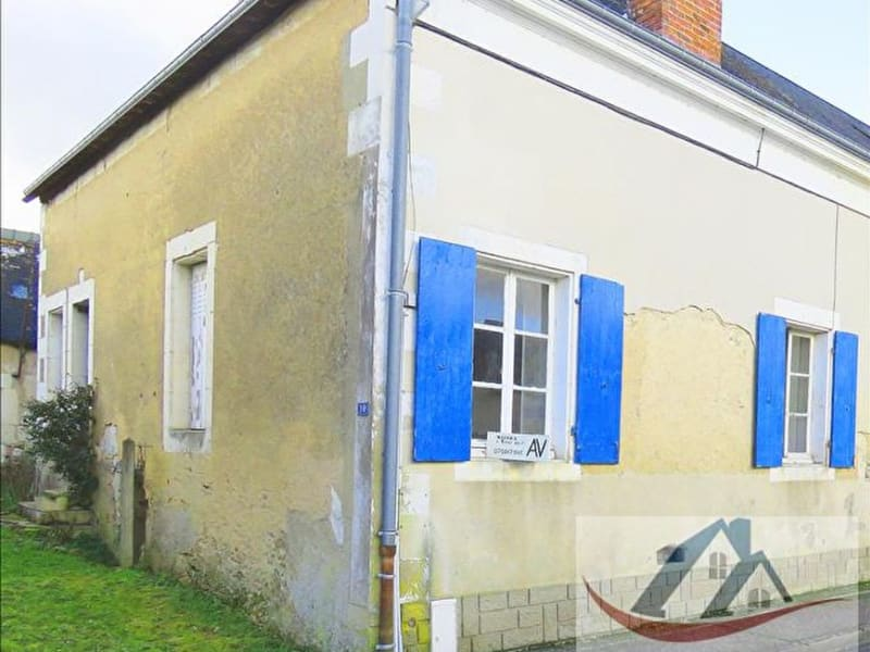 Vente maison / villa La chartre sur le loir 24000€ - Photo 1