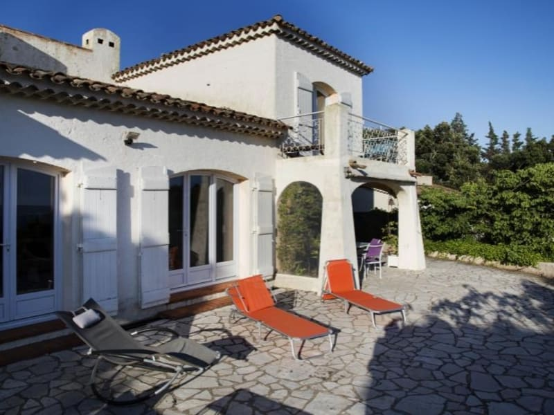 Sale house / villa Les issambres 650000€ - Picture 1