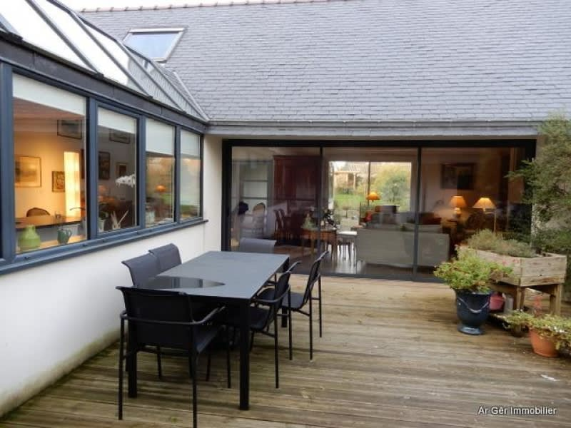 Sale house / villa Plougasnou 468000€ - Picture 1