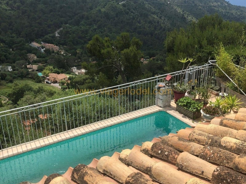 Vendita nell' vitalizio di vita casa La turbie 280000€ - Fotografia 12