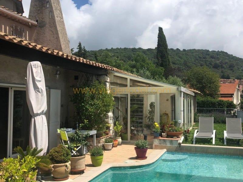 Vendita nell' vitalizio di vita casa La turbie 280000€ - Fotografia 2