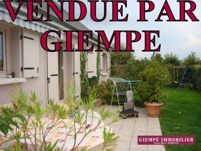 Sale house / villa Jarzé 160600€ - Picture 1