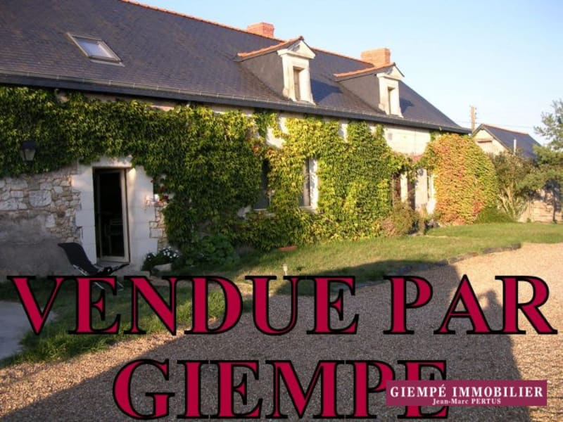 Sale house / villa Les bois d'anjou 270000€ - Picture 1