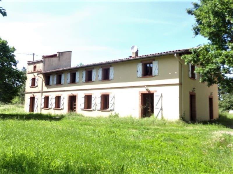Vente maison / villa Le burgaud 529000€ - Photo 1