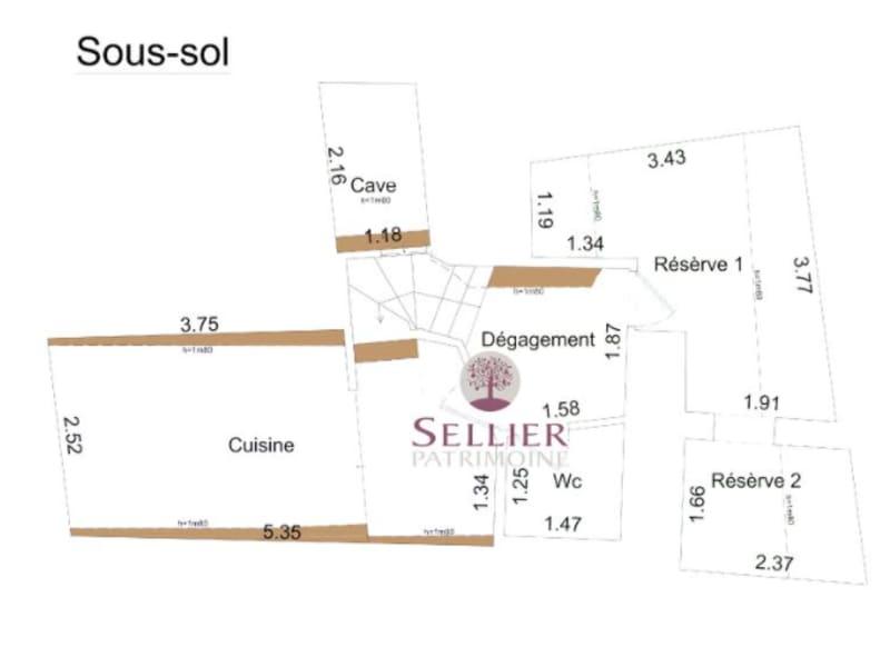 Sale empty room/storage Paris 4ème 1100000€ - Picture 9